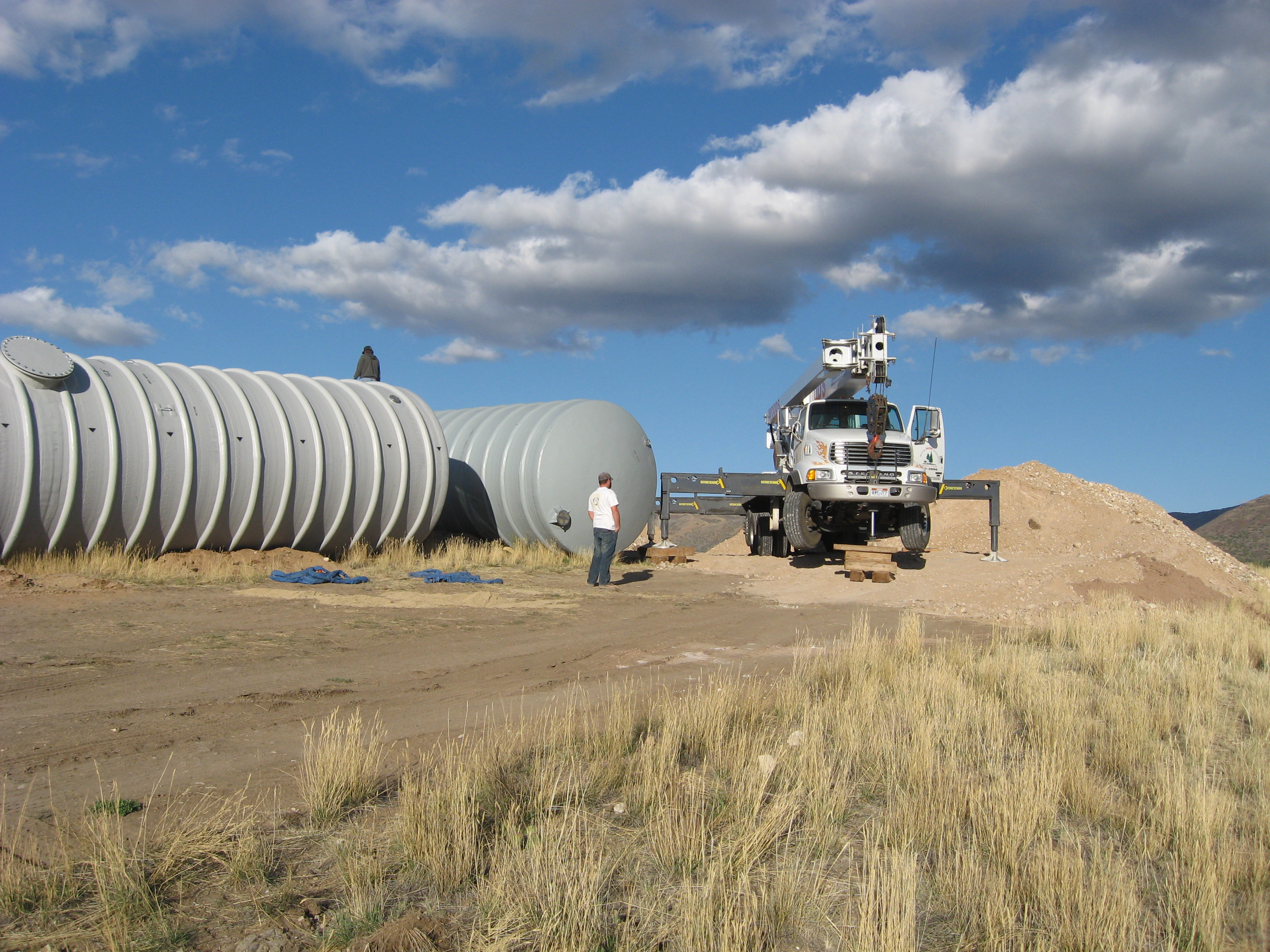 irrigation system design summit county